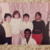 Memories 1985 ward staff whilst a Student Nurse. I'm 3rd from left
