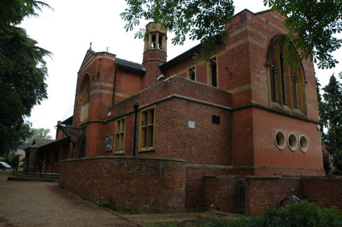 Hill End Chapel showing brickwork | xJasonRogersx's photostream on Flickr