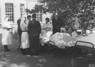 Wounded of Dunkirk