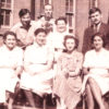 Barts nurses at Hill End