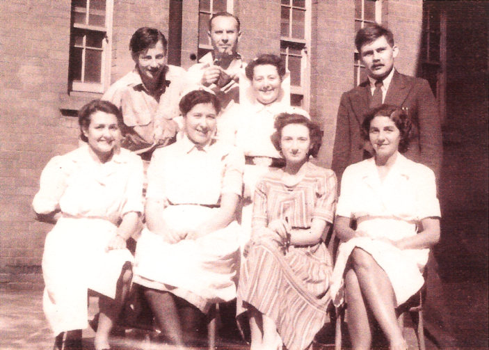 Staff from the Barts unit | unknown
