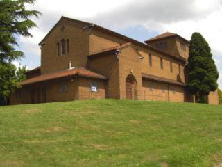 Shenley Hospital Chapel