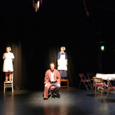 Trestle Theatre production   out of sight out of mind project