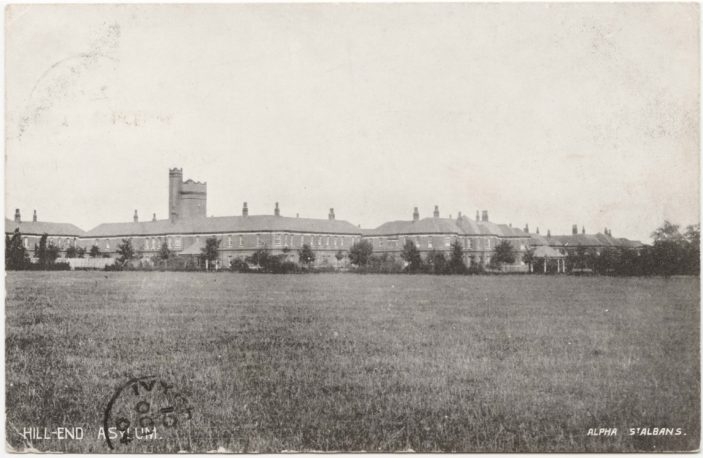 Hill End Asylum | St Albans Museums