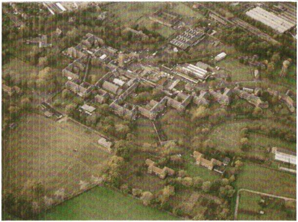 Hill End Hospital