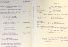 Miss Dorothy Day's Concert Party 1926